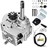 Topauto Go Kart Forward Reverse Gear Box Fits 2HP-7HP Engine Honor 4 Stroke with # 35 Chain 12T or # 40/41/420 Chain 10T Kart, Dune Buggies, UTV, and Other Off-Road Vehicles.