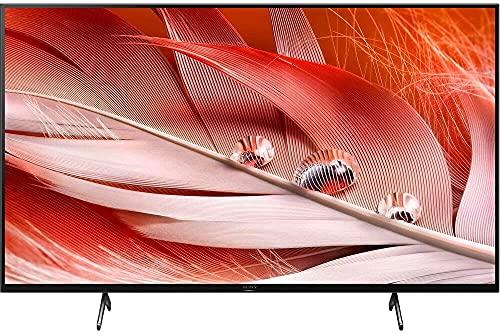 "Sony XR75X90J 75-inch X90J 4K Ultra HD Full Array LED Smart TV (2021 Model) Bundle with Deco Home 60W 2.0 Channel Soundbar, 37""-100"" TV Wall Mount Bracket Bundle and 6-Outlet Surge Adapter"