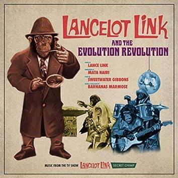 Music from the TV Show Lancelot Link Secret Chimp