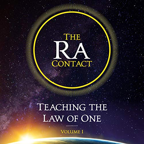Page de couverture de The Ra Contact