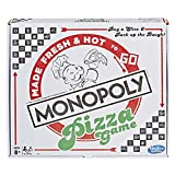 Monopoly Pizza Board Game for Kids Ages 8 & Up