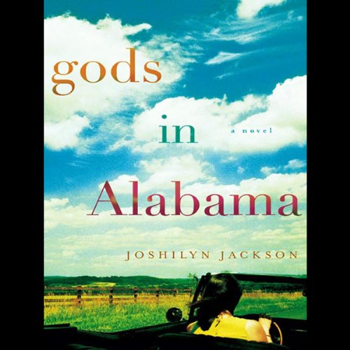 Gods in Alabama audiobook cover art