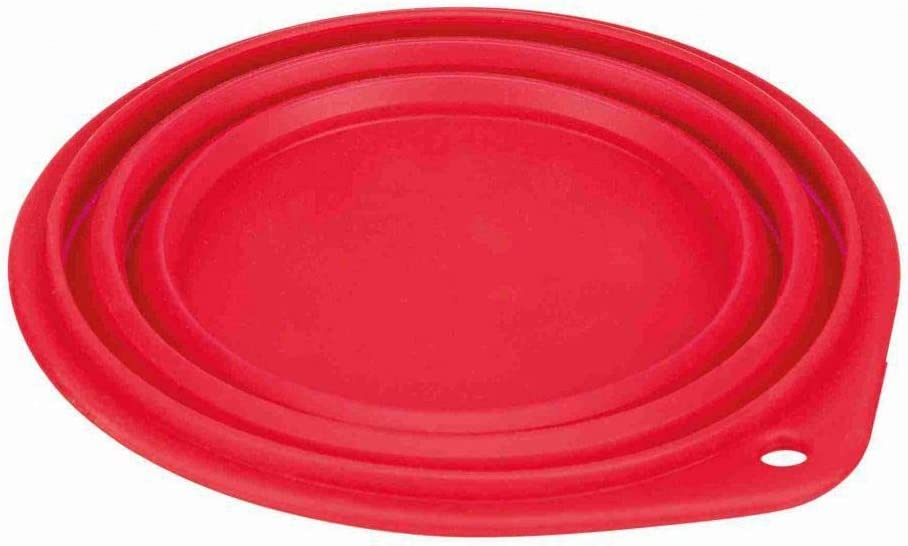 Travel Silicone Bowl Collapsible 2 Max 42% OFF F cm L Max 49% OFF 22 Trixie