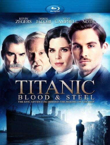 Titanic: Blood & Steel (3 Blu-Ray) [Edizione: Stati Uniti]