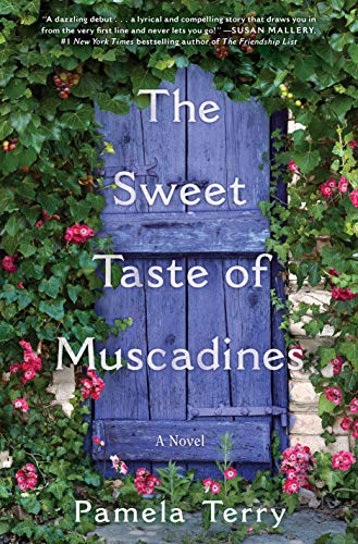 Image of The Sweet Taste of Muscadines: A Novel