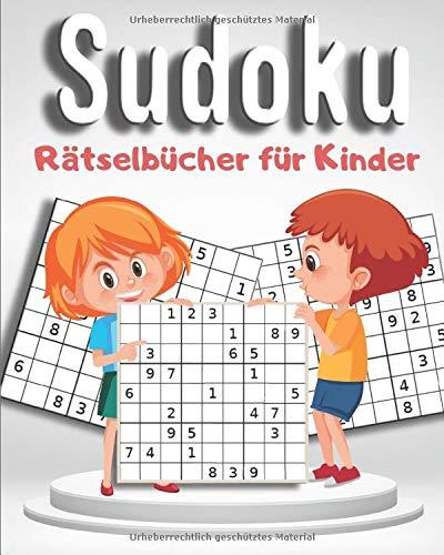 Sudoku Rätselbücher für Kinder: Sudoku für kinder von 8-12 jahren | Klassisches Rätsel 9x9 in grosser Schrift | Level : Leicht - mittel - schwier mit ... und die Logik Ihres Kindes verbessern