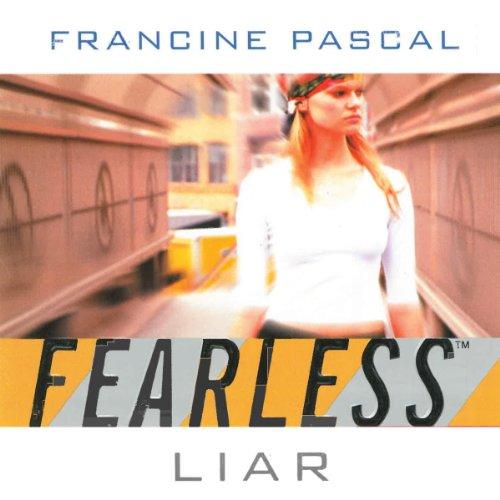 Liar audiobook cover art