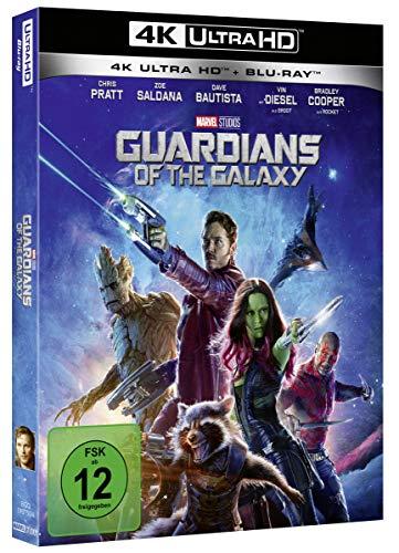 Guardians of the Galaxy 4K Ultra HD (+ Blu-ray)