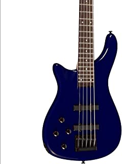 $312 Get 5-String Series III Electric Bass Guitar Metallic Blue