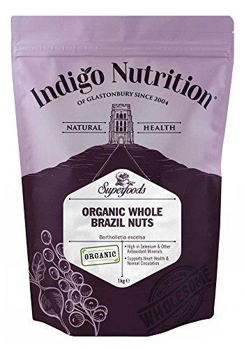 Indigo Herbs Noci Brasiliane biologiche 1kg