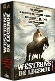 Westerns de légende - Vol. 1 : Les cavaliers + La bataille de la vallée du diable +...