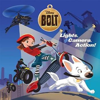 Bolt  Lights Camera Action!  Disney Storybook  eBook