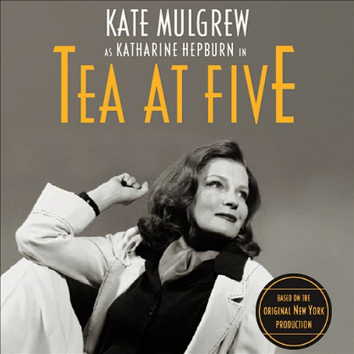Tea at Five audiobook cover art