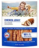 Ruffin' It Healthfuls Wholesome Treats for Dogs, Chicken Jerky, 20oz