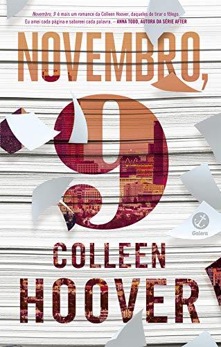 Novembro, 9 por [Colleen Hoover]