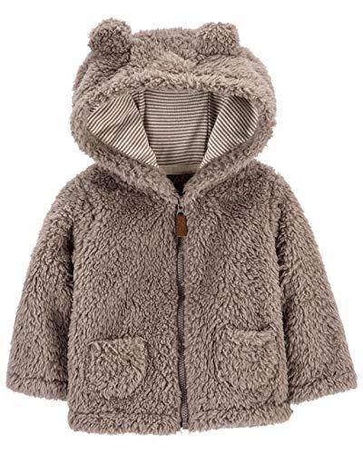 Carter's Baby Girls' Sherpa Jacket (Baby)