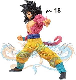 Dragon Ball GT Full Scratch the Super Saiyan 4 Son Goku سون قوكو سوبر ساين 4 دراقون بول جي تي فل سكراتش فيقر