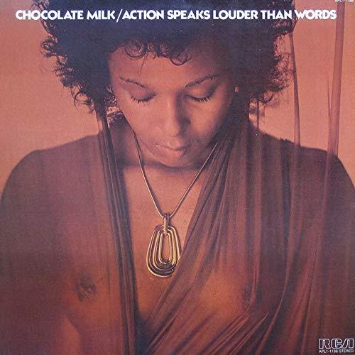 Action Speaks Louder Than Words [Vinyl LP]