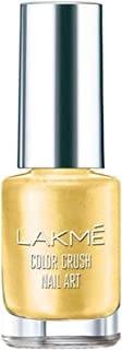 Lakme Color Crush Nailart, M12 Gold, 6 ml