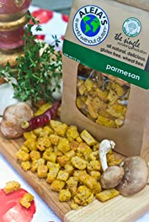 Aleia's Croutons Parmesan Gluten-free 12 Oz 2pack