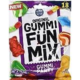 The Gummi Factory (1) Bag Original Gummi Fun Mix Gummi Party - Up To 18 Candy Varieties! - 4 oz