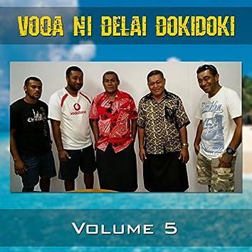 Voqa Ni Delai Ddokidoki, Vol. 5