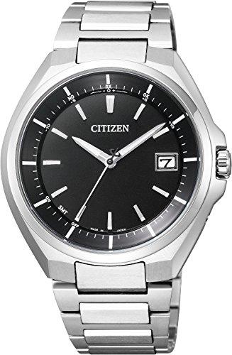 [シチズン]CITIZEN 腕時計 ATTESA アテッサ Eco-Drive エコ・ドライブ 電波時計 日中米欧電波受信 CB3010-57E メンズ