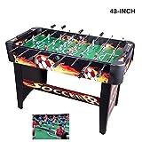 Pinty 48'' Foosball Table OR 4 in 1 Multi Game...