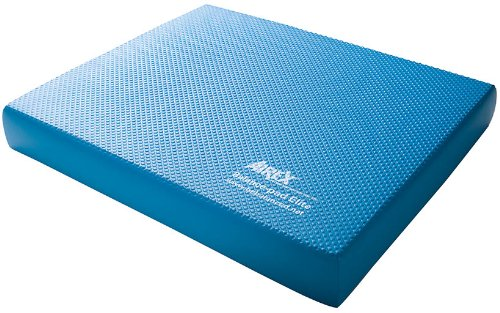 AIREX Balance Pad Elite Gymnastikmatte Physio Fitness Koordination50x41x6cm blau