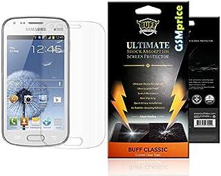 شاشة حماية عادية من بف متوافقة مع الهواتف المحمولة - قياس 4 - 5 انش