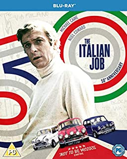 The Italian Job - 50th Anniversary Edition [Blu-ray] [1969] (B001SAO38Q) | Amazon price tracker / tracking, Amazon price history charts, Amazon price watches, Amazon price drop alerts