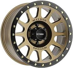 Method Race Wheels 305 NV Method Bronze/Black Street Loc 16x8