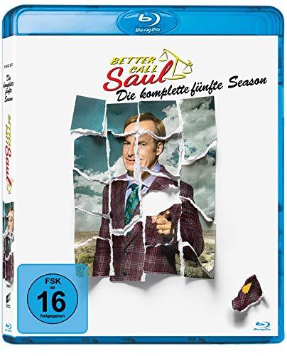 Better call Saul - Die komplette fünfte Season [Blu-ray]