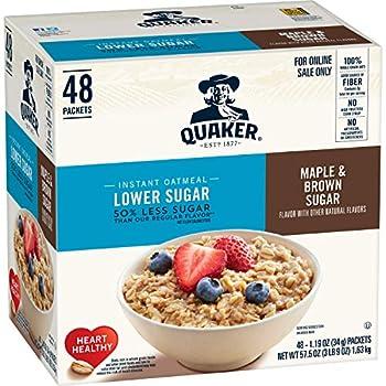 Best quaker low sugar oatmeal Reviews