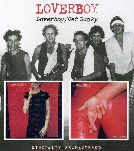 Loverboy/Get Lucky [Import Anglais]