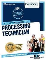 Processing Technician (Career Examination)