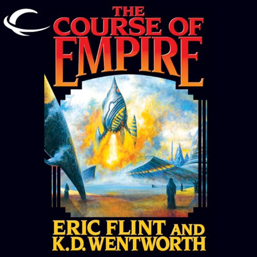 The Course of Empire audiobook cover art