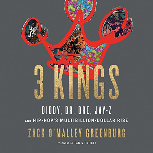 3 Kings audiobook cover art