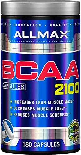 AllMax Nutrition BCAA 2100, 213 g