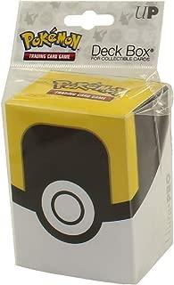Ultra Pro Deck Box Pokemon Ultra Ball 85457