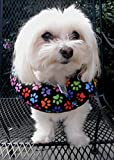 Puppy Bumpers Keep Your Dog on The Safe Side of The Fence - Rainbow Paw (up to 10')