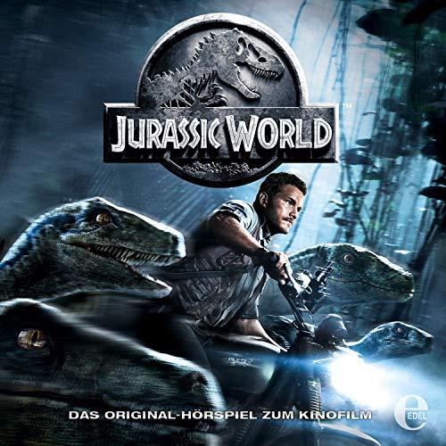 Jurassic World. Das Original-Hörspiel zum Kinofilm Titelbild