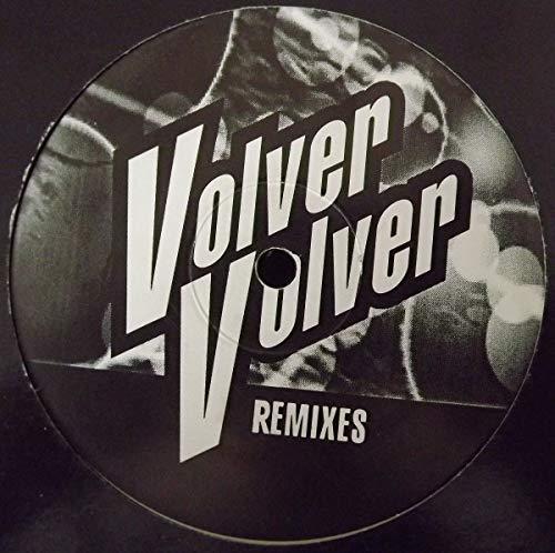 DJ EFX - Volver Volver (The Remixes) - Aqua Boogie Records - AB011