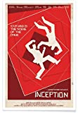 "JUNIQE® Filme Poster 60x90cm - Design ""Inception B"""