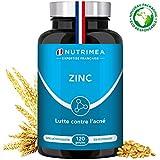 ZINC Citrate - Traitement de l'acné - Soutient le système immunitaire - 120...