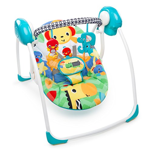 Bright Starts 60403 Safari Smiles portable Schaukel