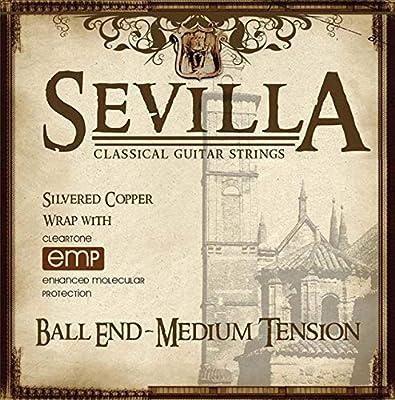 Sevilla Treated Classical Guitar Strings