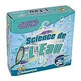 Science4you - Coffret Scientifique La Science de L'Eau - Jouet Enfant - Jeu Educatif et Scientifique - Labo Chimie - Création et Découverte - Kit Scientifique Enfant - Le Cadeau Parfait dès 8 ans