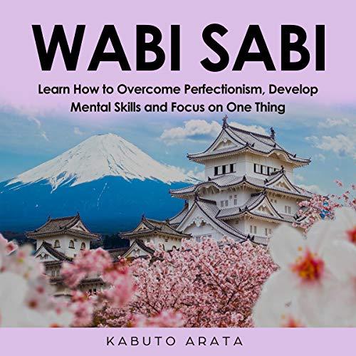 Wabi Sabi audiobook cover art