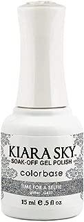 Kiara Sky Gel Polish, Time for A Selfie, 15 Gram
